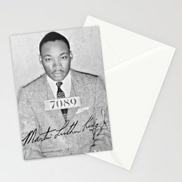 Martin Luther King - 7089 Stationery Cards