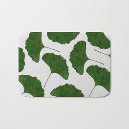 Ginkgo Leaf II Bath Mat