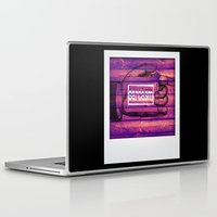 sarcasm Laptop & iPad Skins featuring Sarcasm by Li9z