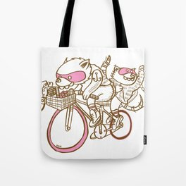 Banditos ©Josh Quick Tote Bag