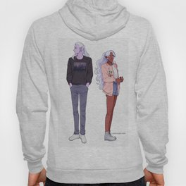 Allura and Lotor Hoody
