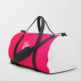Hey bold   [gradient] Duffle Bag