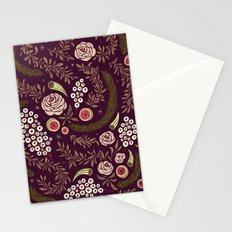 Autumn Walk Floral Stationery Cards
