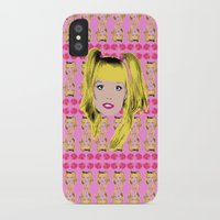 spice girls iPhone & iPod Cases featuring Spice World - Emma Baby Spice by Binge Designs Homeware