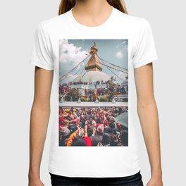 Boudhanath T-shirt