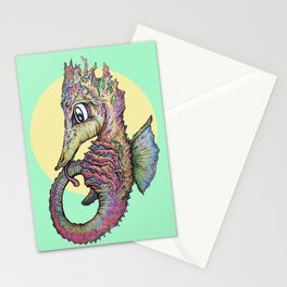 Spectrum Seahorse Stationery Cards