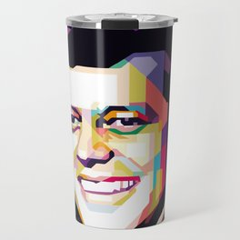 John F. Kennedy Travel Mug