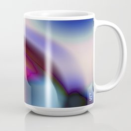Color Vortex I Coffee Mug