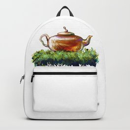 A glass kettle Backpack