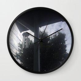 Windchime Wall Clock