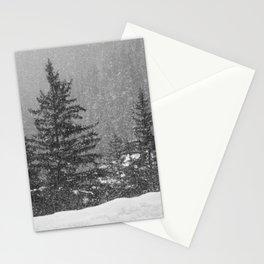 Alpine fir Stationery Cards