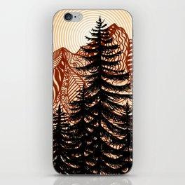Wildwood iPhone Skin