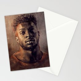 Isaiah Rashad Stationery Cards