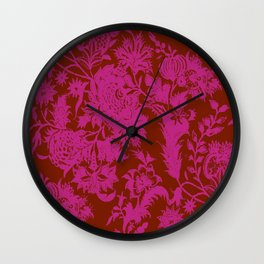 INDIENNES Wall Clock
