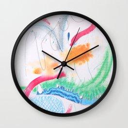 Paroles portées par le vent, 4. Un petit poisson, un petit oiseau. Wall Clock