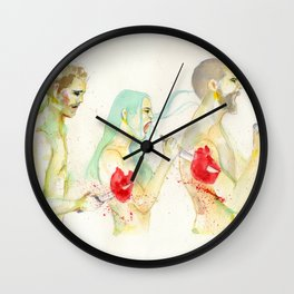 Why don't you love me? Wall Clock