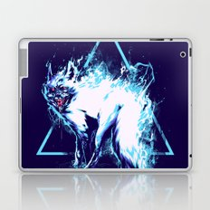 flaming Fox Laptop & iPad Skin
