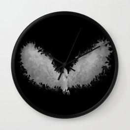 The Legendary Phoenix Wall Clock