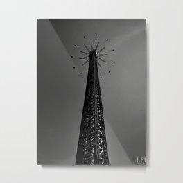 Funpark Metal Print