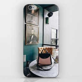 Handbags and History iPhone Skin