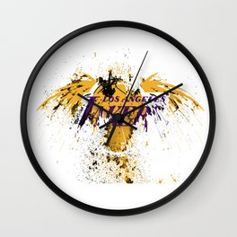 LAKERS LA Wall Clock