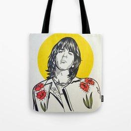 Gram Parsons Tote Bag