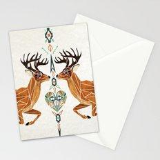 deer love Stationery Cards
