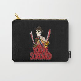 Slasher Mash (SFW) Carry-All Pouch