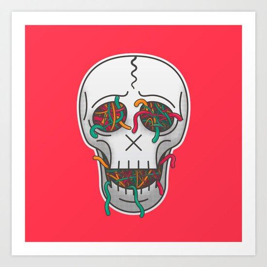 Innards Art Print