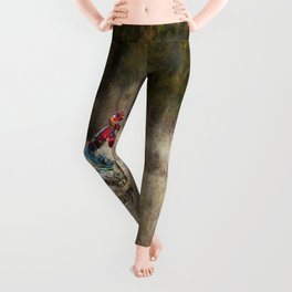Dirt Bike Riding Leggings