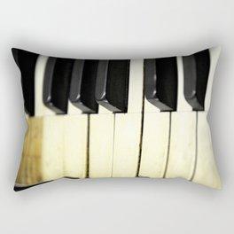 The Keys Rectangular Pillow