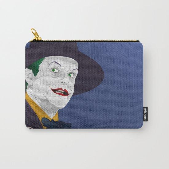Joker Nicholson Carry-All Pouch
