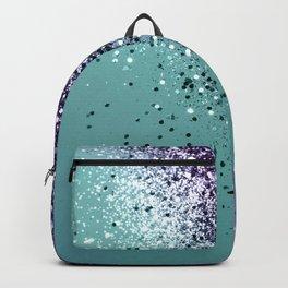 Mermaid Glitter Dream #1 #shiny #decor #art #society6 Backpack