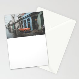 Havana V Stationery Cards