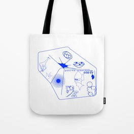 GOD TV Tote Bag