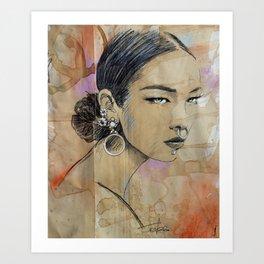 CHANT Art Print