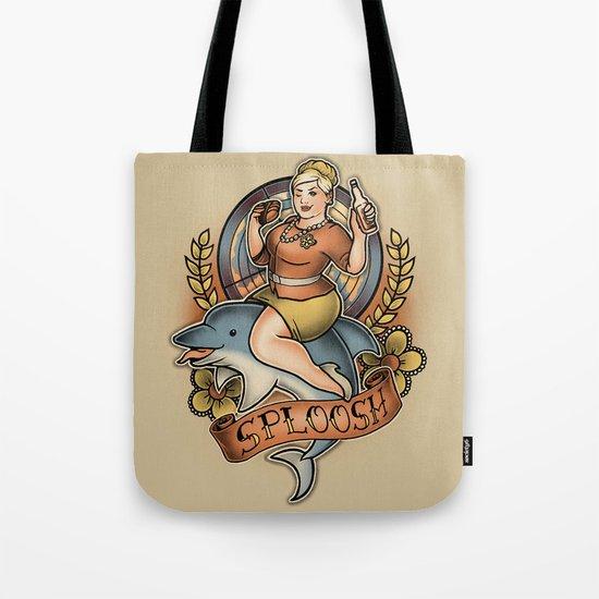 Sploosh! Tote Bag