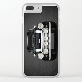 The Classic Mini Cooper Clear iPhone Case