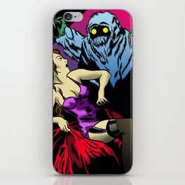 YETI ATTACK iPhone Skin
