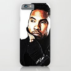 Let my Brush Adorn You! iPhone 6s Slim Case