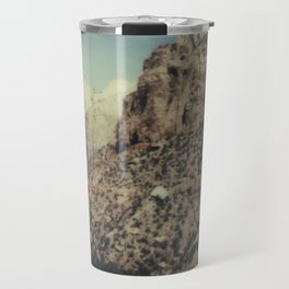 Zion National Park Travel Mug
