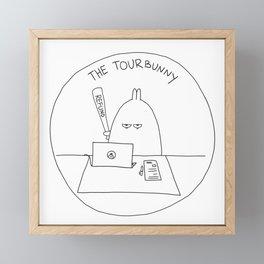 The TourBunny - Refund Framed Mini Art Print