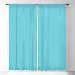 DPCSD Turq color Blackout Curtain