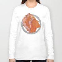 grace Long Sleeve T-shirts featuring GRACE by Marukosu