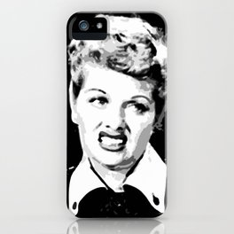 What do you think of men? iPhone Case