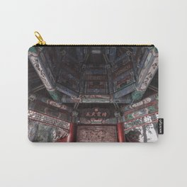 Temple Carry-All Pouch