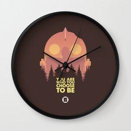 I love you Giant Wall Clock