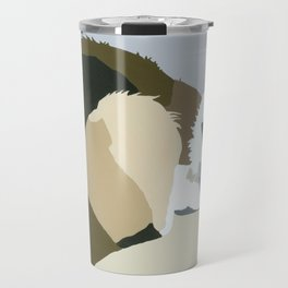 Colbert gray Travel Mug