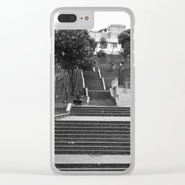 # 264 Clear iPhone Case