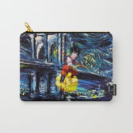 starry night son goku Carry-All Pouch
